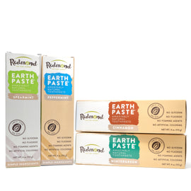 Earthpaste Natural Toothpaste 4oz