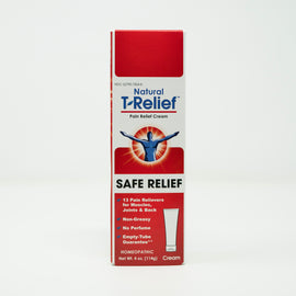 T-Relief Cream 4oz (Traumell)