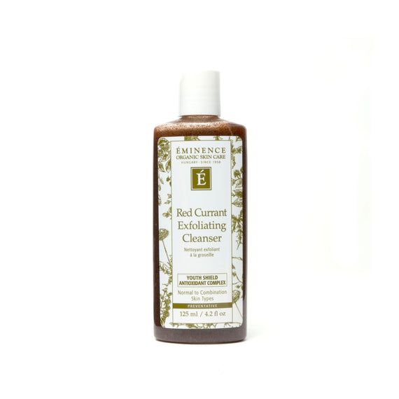 Red Currant Exfoliating Cleanser 4.2oz