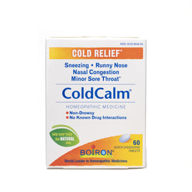 Cold Calm 60 Tablets