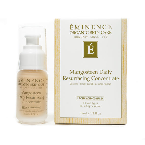 Mangosteen Daily Resurfacing Concentrate 1.2oz