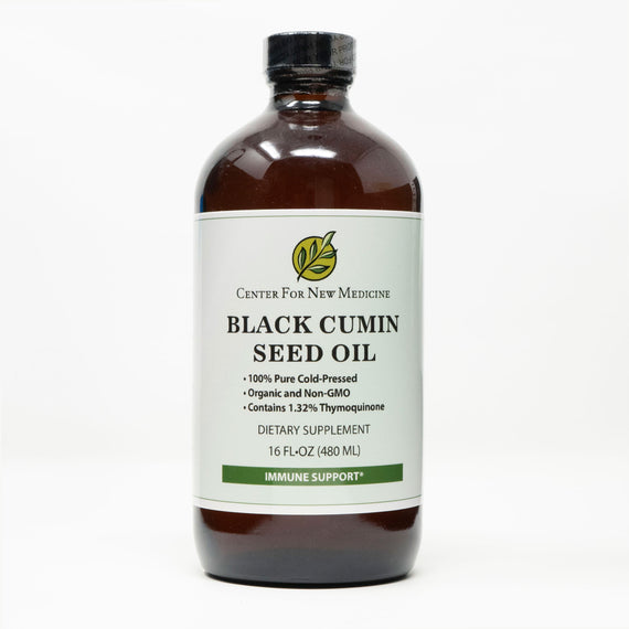 Black Cumin Seed Oil 16oz