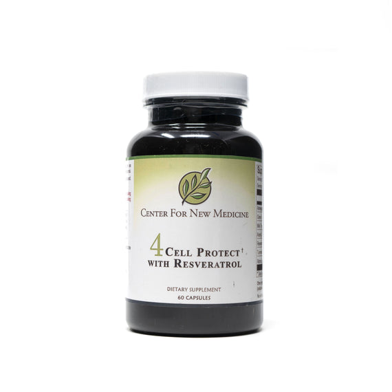 4Cell Protect with Resveratrol
