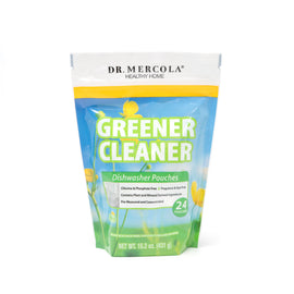 Greener Cleaner Dishwasher Pouches