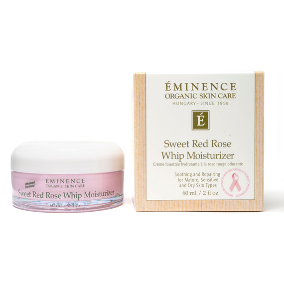 Sweet Red Rose Whip Moisturizer 2oz