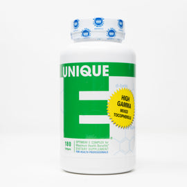 Unique E 180 Softgels Tocopherols