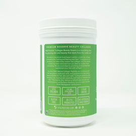 Collagen Beauty Greens 10.8oz Coconut Vanilla
