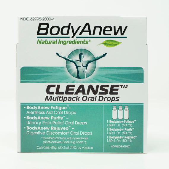 Body Anew Cleanse