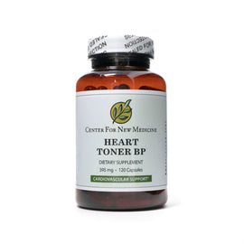 Heart Toner BP 595mg 120 Capsules