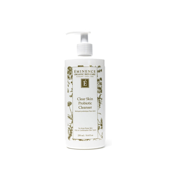 Clear Skin Probiotic Cleanser 8.4oz