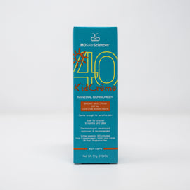 MD KidCreme Sunscreen SPF 40