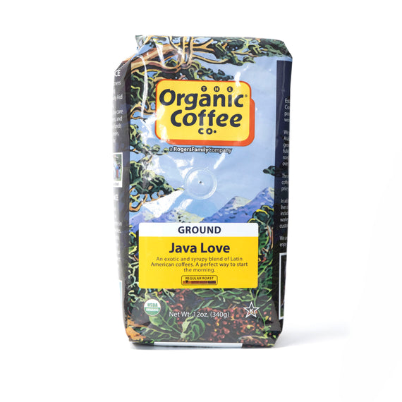 Organic Coffee 12oz