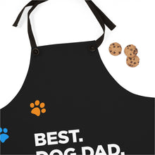"Load image into Gallery viewer, ""Best. Dog Dad. Ever."" Apron"
