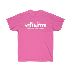 """Volunteer Shirt"" Unisex Ultra Cotton Tee"