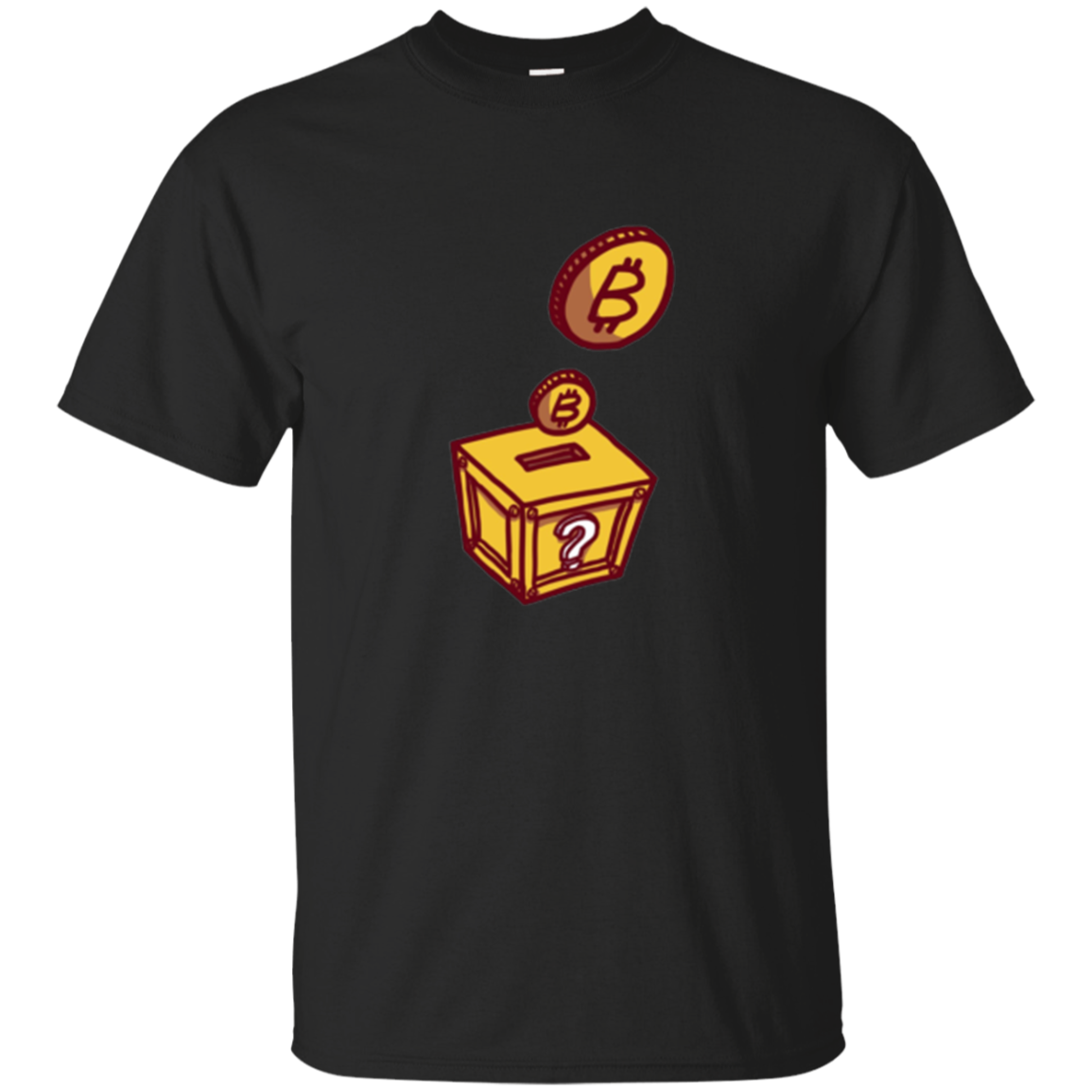 Find Funny Bitcoin Miner Crypto Cryptocurrency Gamer Gift T Shirt