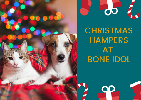 CHRISTMAS HAMPERS AT BONE IDOL BRIGHTON
