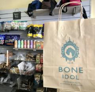 Bone Idol | Doggy Deli | Natural Dog Treats & Chews | Brighton Dog Shop