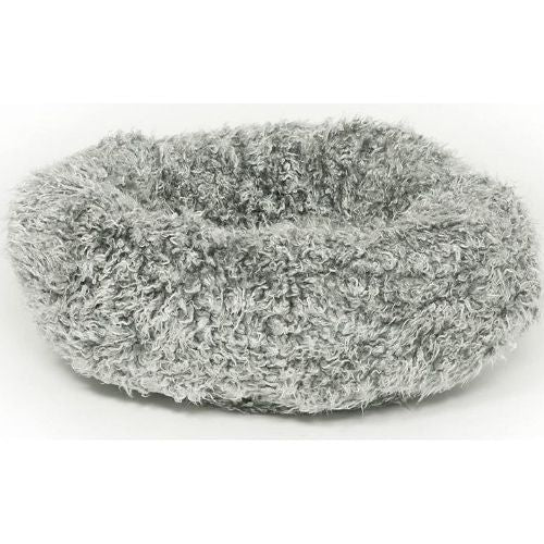 Danish Design Fluffies Dog Bed Cushion Grey