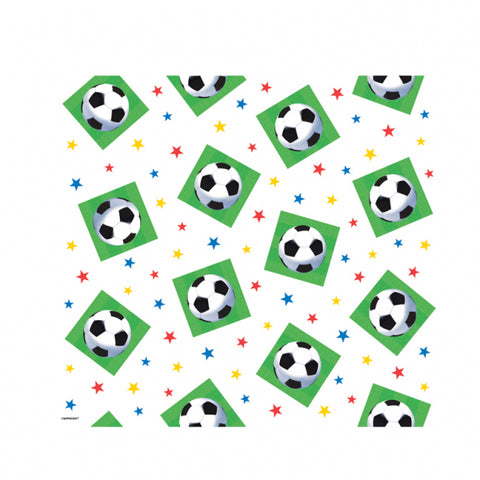 Championship Soccer Plastic Tablecover