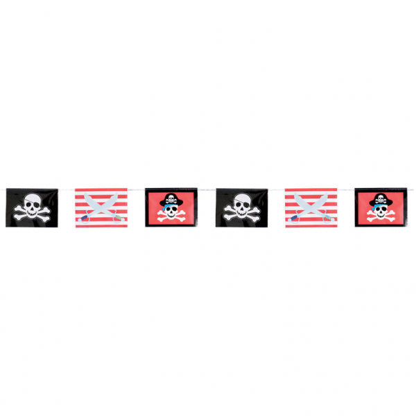 Pirates Treasure Pennant Banner