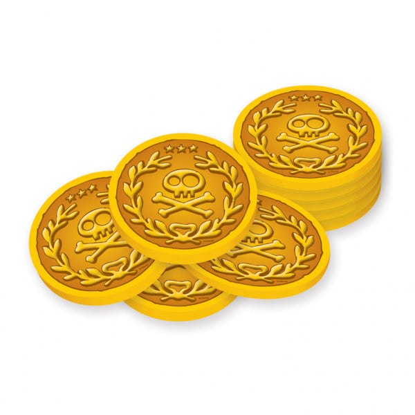 Pirates Treasures Coins