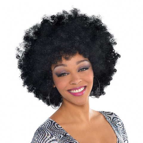 Afro Wig - FiestaPartyStore.com