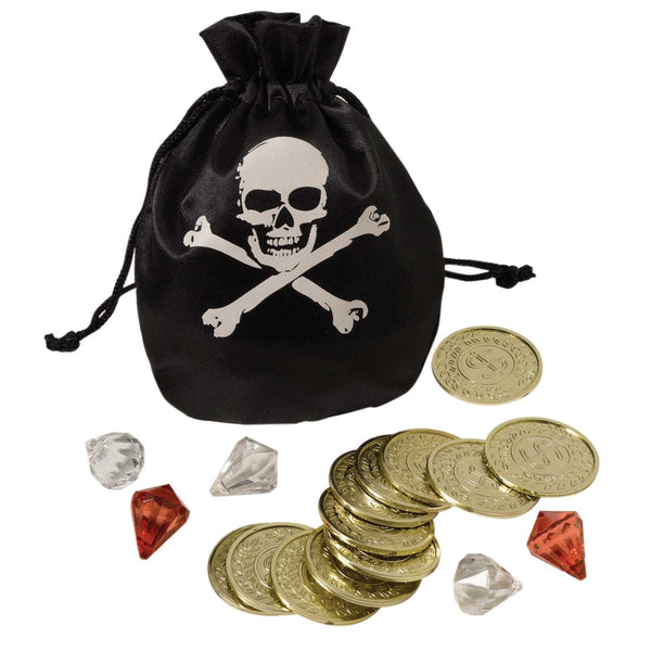 Pirate Coin & Pouch Set