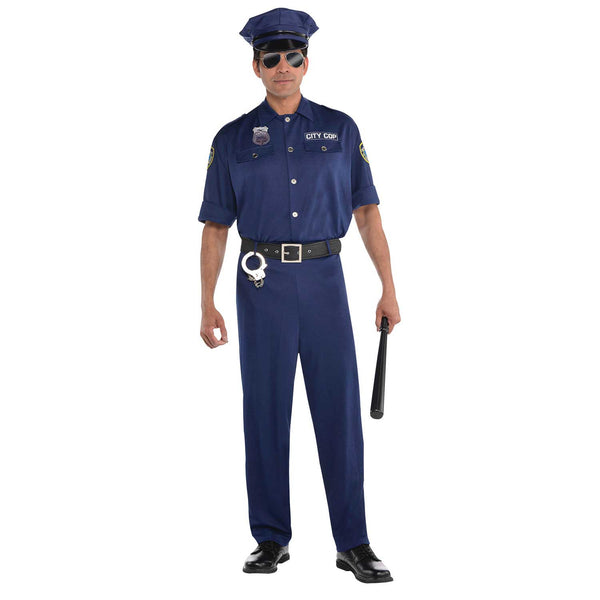 On Patrol Costume - Size L