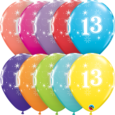 13-A-Round - FiestaPartyStore.com
