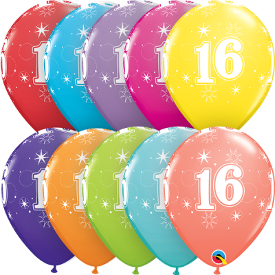 16-A-Round - FiestaPartyStore.com