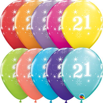 21-A-Round - FiestaPartyStore.com