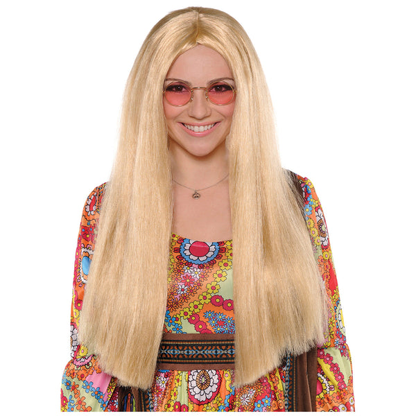 60s Feeling Groovy Sunshine Day Wig - FiestaPartyStore.com