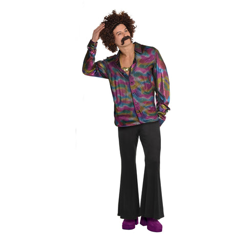 70s Disco Fever Far Out Bell Bottom Pants