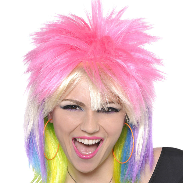 Punk Rock Chick Wig