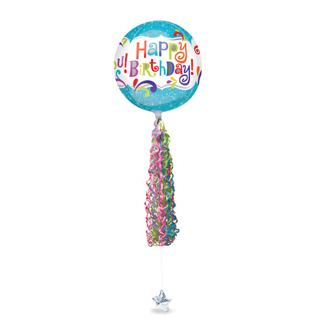 Twirlz Primary Balloon Tail