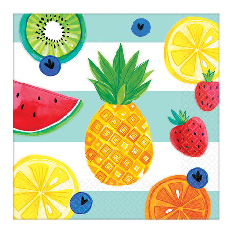 Fruit Salad Luncheon Napkins