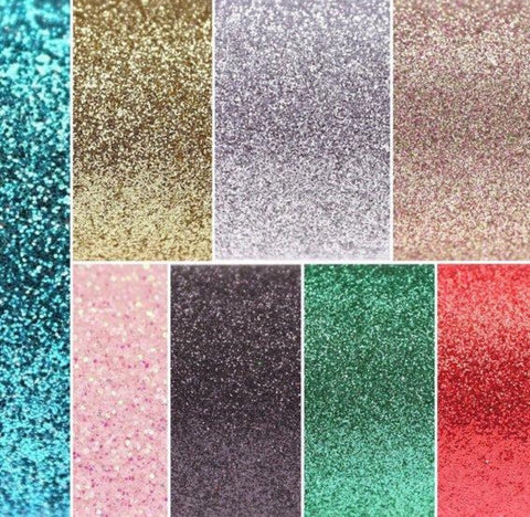 Rose Gold Table Confetti 30 - Any Age, Various Colours