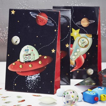 Spaceship Party Bags - Space Adventure Party
