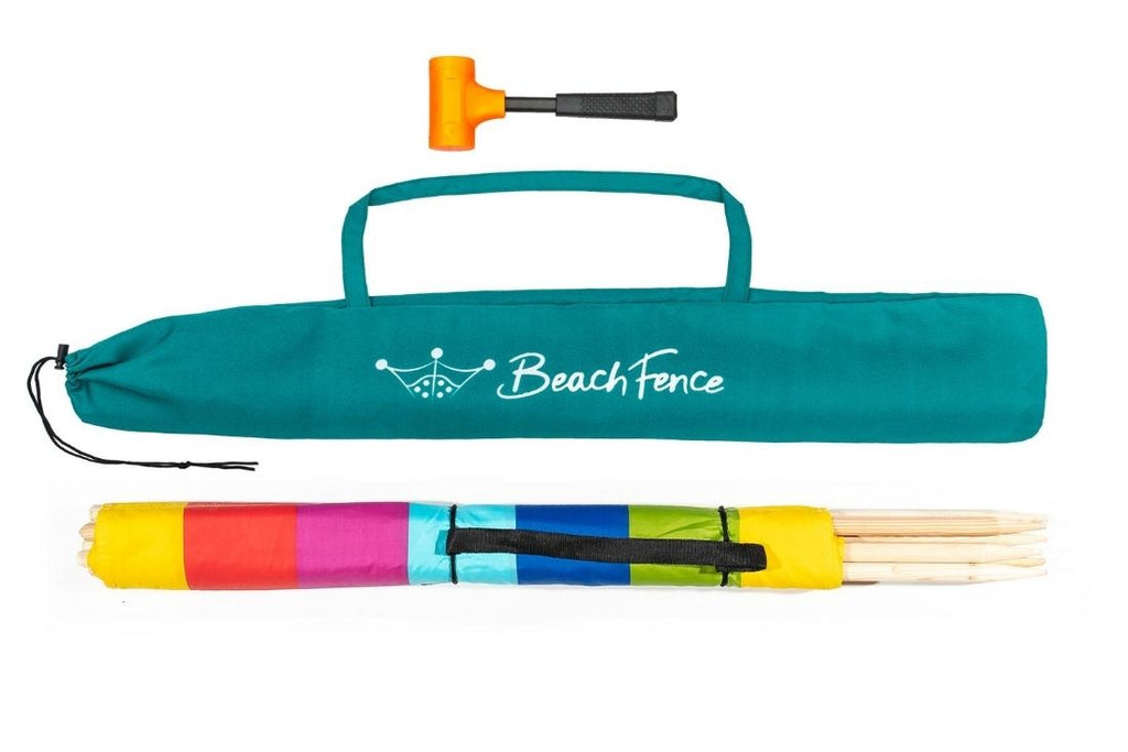 Beach Colors - 20 ft Beach Windscreen