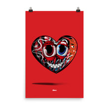 Load image into Gallery viewer, Street Heart Poster