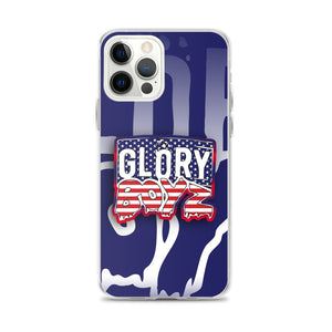 Glory Boyz Flag iPhone Case