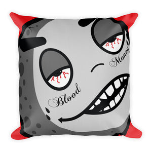 Blood Money Premium Pillow