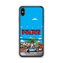 Load image into Gallery viewer, F*ck Police iPhone Case