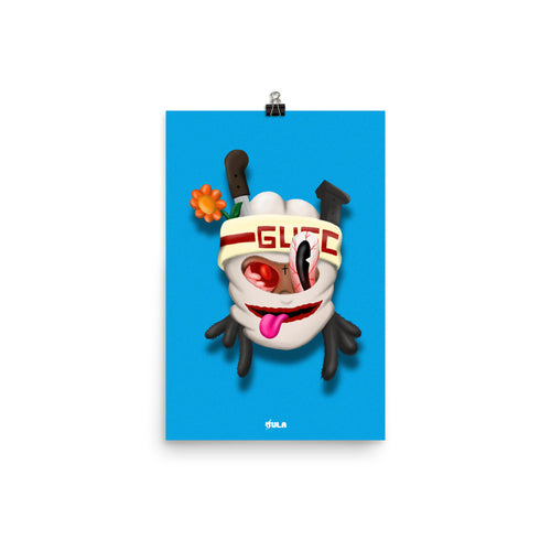 Everything Gucci Poster