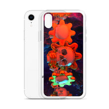 Load image into Gallery viewer, GLo Skull Iphone Case