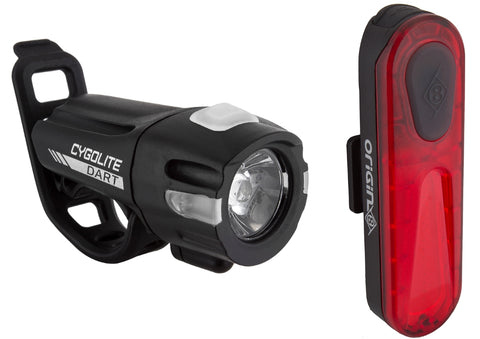 Cygolite Dart 210 / Origin8 X-Bar Lightset