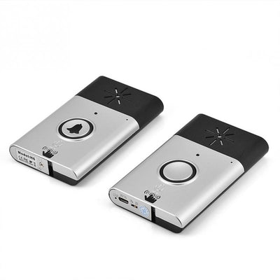 Wireless Doorbell Portable Dual Way Voice Intercom Interphone System With High Sensitivity Microphone And Speaker