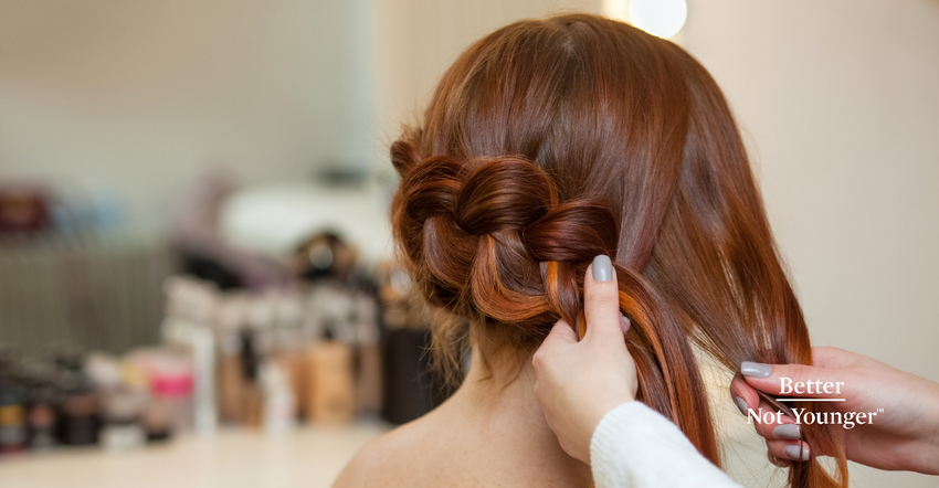 How to Curl Your Hair Without Heat: Do The Twist