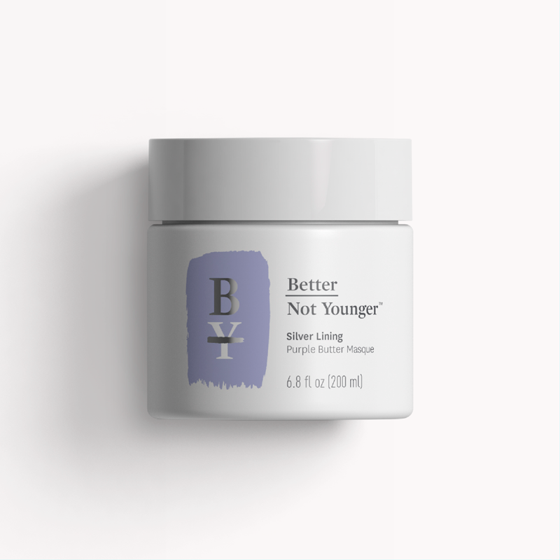Silver Lining Purple Butter Masque-Better Not Younger
