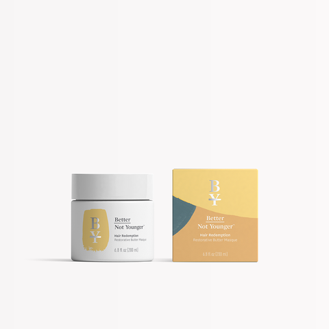 Butter Masques to Rehydrate Your Locks in winter By Better Not Younger